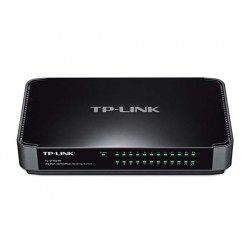 TP-Link TL-SF1024M 24-Port 10 / 100Mbps Desktop Switch