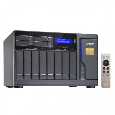 Qnap TVS-1282T-i7-32G Storage Server NAS Intel® Core™ i7-6700 32GB