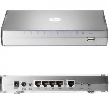 HP Managed Switch Router (J9977A)