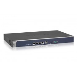 Netgear WC7500 4-Port Gigabit Wireless Controller features 4 x Gigabit Ethernet Ports