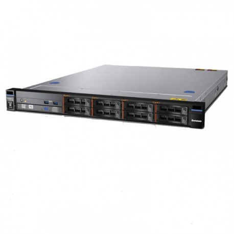 Lenovo X3250-M5 (5458-I4B) Server Intel Xeon 4C E3-1241v3 300GB 8GB