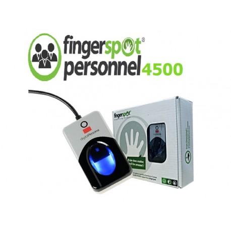 Fingerspot Personnel 4500 Mesin Absensi Sidik Jari