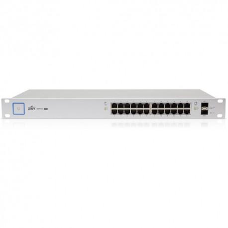 Ubiquiti US-24-250W Unifi 24 Port Managed PoE+ Gigabit Switch with SFP
