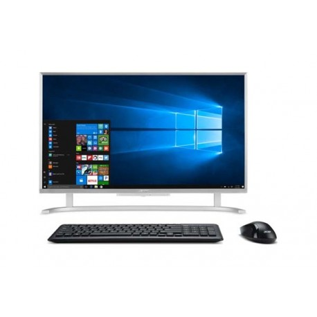 Acer Aspire C22-760 Desktop All In One Core i3 4GB 1TB Win10
