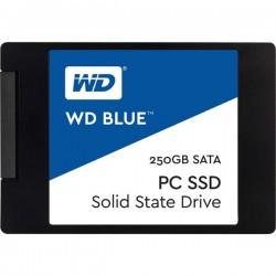 Western Digital WDS250G1B0A Harddisk SSD Blue