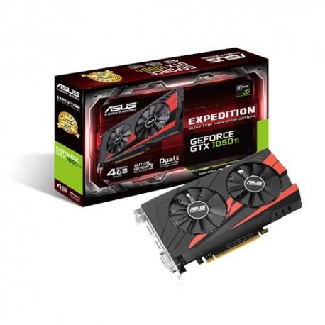 Asus EX-GTX1050TI-4G 4GB GDDR5 Gaming Graphics Card
