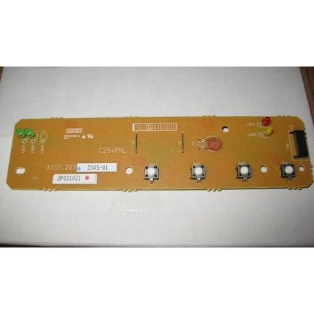 BOARD ASSY PANEL EPSON LX300+II