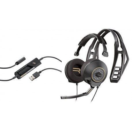 Plantronics Rig 500HD 7.1 Surround Sound PC Headset