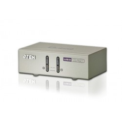 Aten CS72U 2-Port USB VGA/Audio KVM Switch