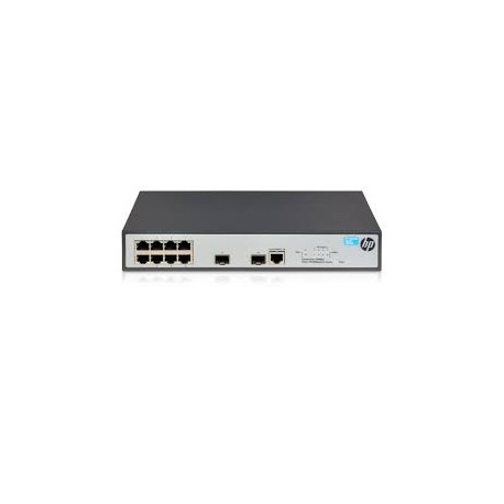 HP 1920-8G 8 Port Gigabit Ethernet Switch (JG920A)