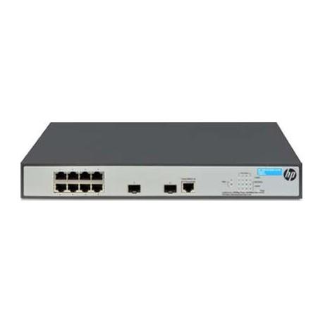 HP 1920-8G-PoE+ (65W) 8 Port Gigabit Ethernet Switch (JG921A)