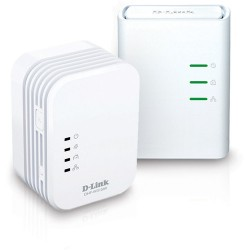 D-link DHP-W311AV PowerLine AV 500 Wireless N Mini Starter Kit