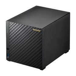 Asustor AS3104T 4 Bay NAS Storage Tower