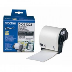 Brother DK-11202 Die-Cut Label For QL-570 / 580N / 1050/ 1060N