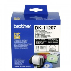 Brother DK-11207 Die-Cut Label For QL-570 / 580N / 1050 / 1060N