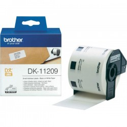 Brother DK-11209 Die-Cut Label For QL-570 / 580N / 1050 / 1060N