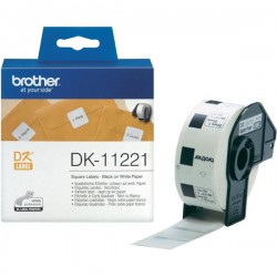 Brother DK-11221 Die-Cut Label For QL-570 / 580N / 1050 / 1060N