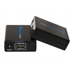 Bafo BF-372 A Hdmi Extender Via Ethernet Cat6 Up To 60m
