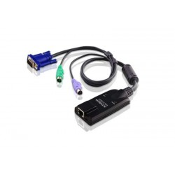 Aten KA9120 PS/2 VGA KVM Adapter with Composite Video Support