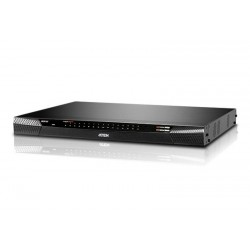 Aten KN4132 1-Local/4-Remote Access 32-Port Cat 5 KVM over IP Switch (1600 x 1200)