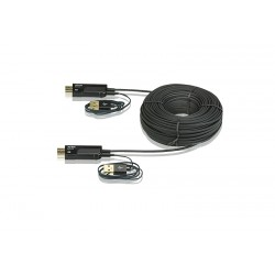 Aten VE875 100m 4K HDMI Active Optical Cable