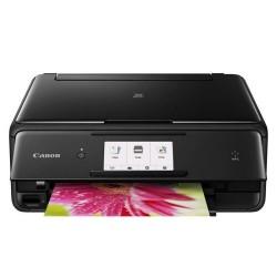 Printer Canon PIXMA TS8070 Inkjet A4 Multifungsi