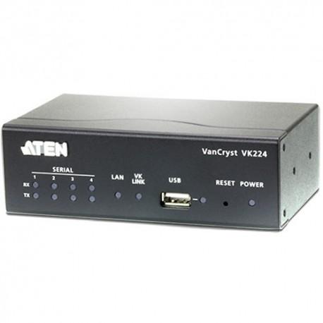 Aten VK224 4-Port Serial Expansion Box