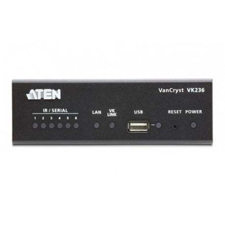 Aten VK236 6-Port IR/Serial Expansion Box