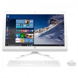 Hp 22-B020D (W2U77AA) Desktop All in One Intel Core i3-6100U, 4GB, 500GB, Win 10 SL