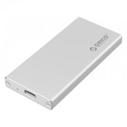ORICO MSA-UC3 Aluminum mSATA to USB3.0 SSD Enclosure Adapter Case