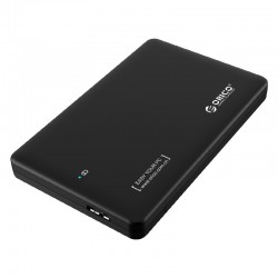 ORICO 2599US3 USB3.0 2.5 inch HDD and SSD External Enclosure