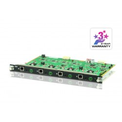 Aten VM7514 4-Port HDBaseT Input Board