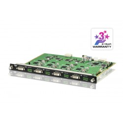 Aten VM8604 4-Port DVI Output Board with Scaler