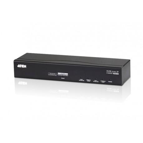 Aten CN8600 1-Local/Remote Share Access Single Port DVI KVM over IP