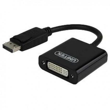 Unitek Y6326BK Mini Display port to DVI Converter