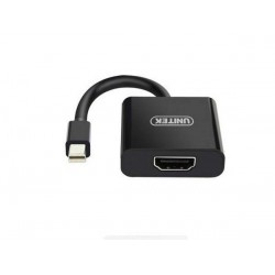 Unitek Y6325BK Mini Display Port To HDMI Converter