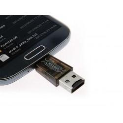 Unitek Y2212 Micro Sd Card Reader With Otg Function