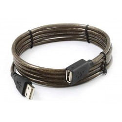 UNITEK YC417 USB 2.0 EXTENSION CABLE 3M
