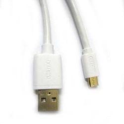 Unitek YC451D Micro Usb Cable 1m ( Bk/wh )