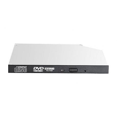 HPE 9.5mm SATA DVD-ROM JackBlack Gen9 Optical Drive (652238-B21)