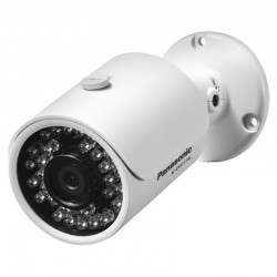 Panasonic K-EW114L03E 1.3 Megapixel 720p HD Weatherproof Network Camera