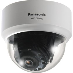 Panasonic WV-CF304L IR LED Day/Night Fixed Dome Camera