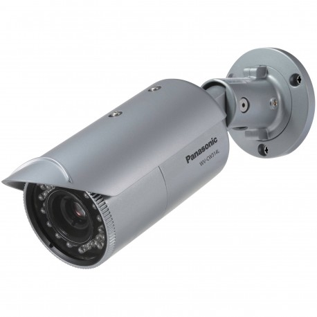 Panasonic WV-CW314L Weather Resistant IR LED Day/Night Fixed Camera