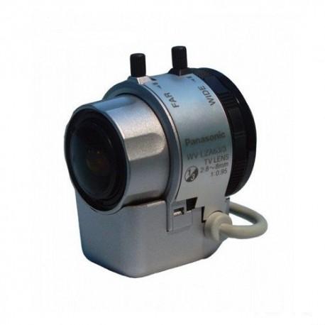 """Panasonic WV-LZA63/3 IP CAMERA i-PRO 1/3"""" Lens Camera"""