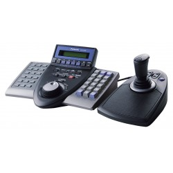 Panasonic WV-CU650 RS-485 System Controller with 3D-Joystick & Jog/Shuttle