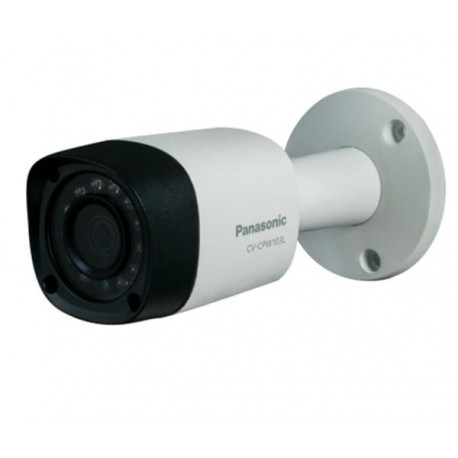Panasonic CV-CPW103L Analog HD Fixed Box (Bullet) Camera