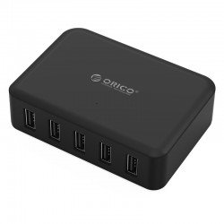 ORICO DCAP-5S 5 Port USB Smart Charging Station with Intelligent Charging IC