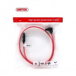 Unitek MA07A Sata3 Hdd Cable With Metal Clip 50 cm