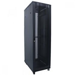 "Indorack 42U Depth 900 mm Standing Close Rack 19"" Perforated Door (IR9042P)"