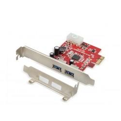 Unitek Y73012 Port USB3.0 PCI Express Card